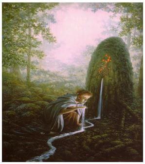 La Source - Elie Audureau